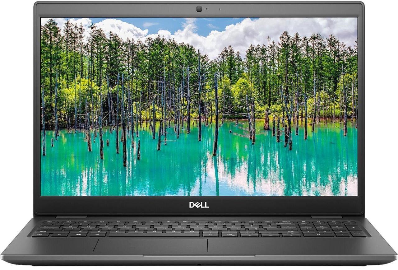 Ноутбук Dell Latitude 3510 210-AVLN-ST-08 Black