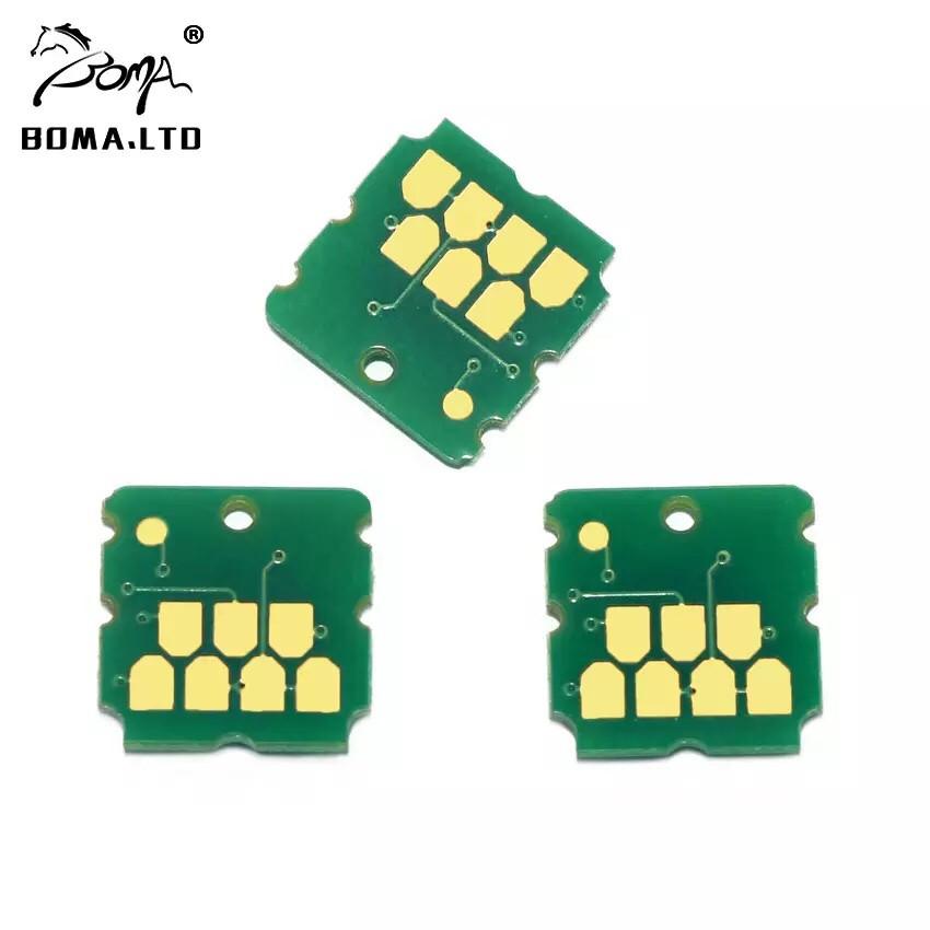 Чип для контейнера отработаных чернил (памперса) Epson T9344 для Epson XP3100 XP4100 WF2810 WF2830 WF2850