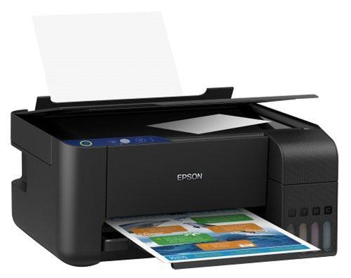 Багатофункціональний пристрій Epson L3151 with Wi-Fi