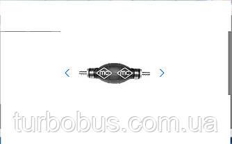Насос подкачки топлива (груша) (прямой) 8mm Рено Трафик Metalcaucho MC 02007