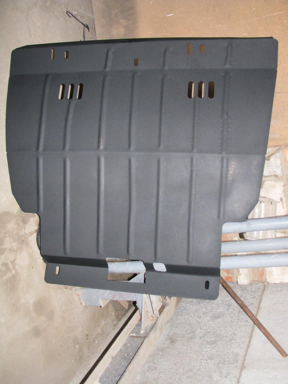 Защита Nissan Almera Classic (2006-2011) Гарантия качества