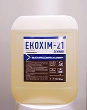 ЕКОХІМ 21 Лужний засіб для трубопроводів