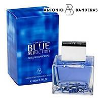Antonio Banderas Blue Seduction Men, Бандерас Блю Седакшн Мэн, мужской