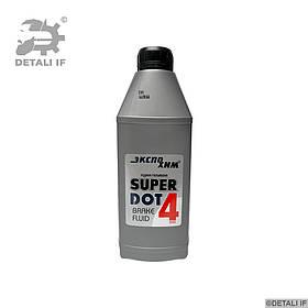 Тормозная жыдкость DOT4 Експохім 1L