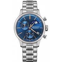 Швейцарський годинник Aerowatch Renaissance Chronograph Moon-Phases 78986AA04M
