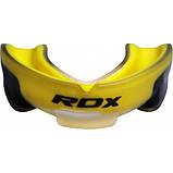 Капа боксерская RDX Gel 3D ELITE Gold, фото 5