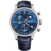 Оригінальний льотний годинник Aerowatch Renaissance Chronograph Moon-Phases 78986AA04