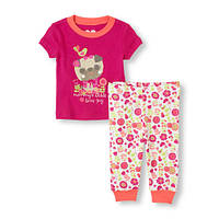 Пижама на девочкуThe Children's Place 4 T (рост 98-104 см)