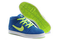 Женские кроссовки Nike Suketo High Blue/Green