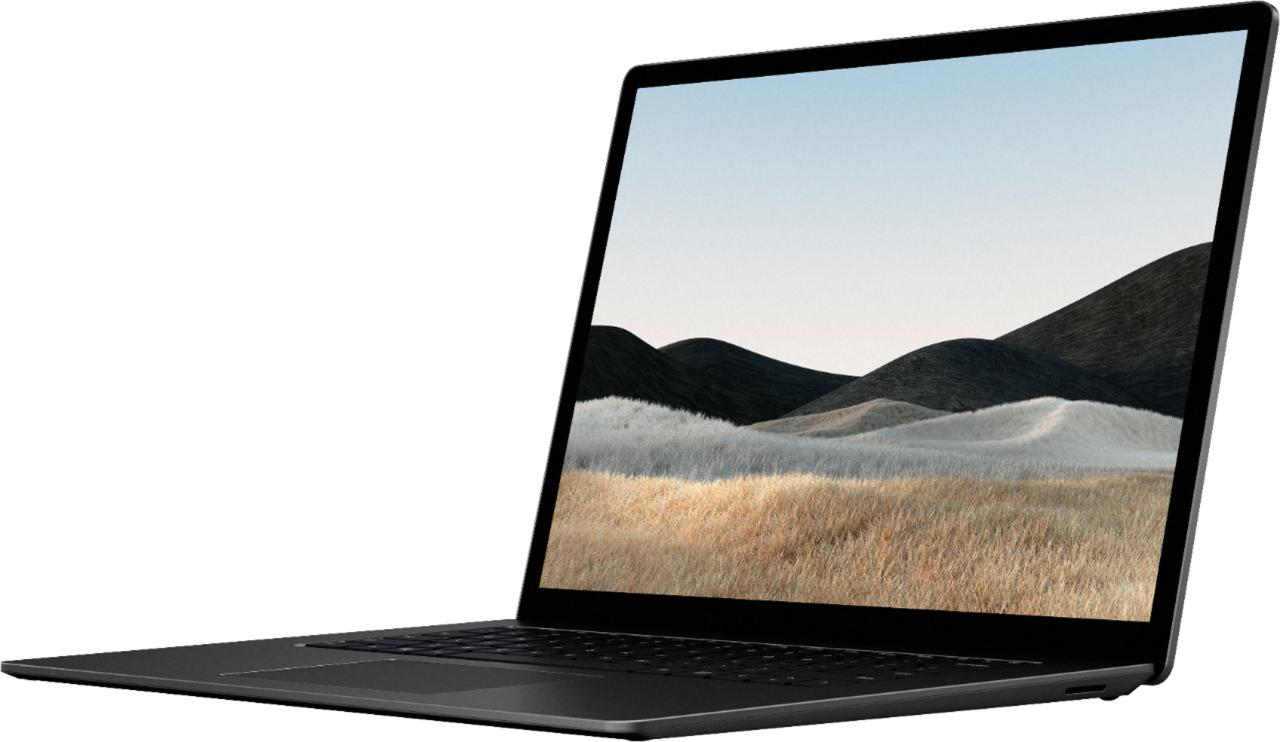 """Microsoft - Surface Laptop 4 - 15"""" Touch-Screen – AMD Ryzen™ 7 Surface® Edition – 8GB - 5W6-00024"""