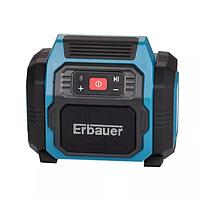 Динамік Bluetooth Erbauer 18V без акумулятора