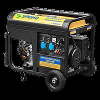 Генератор бензиновый Sadko GPS-8500E ATS