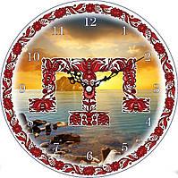 Часы настенные Крым