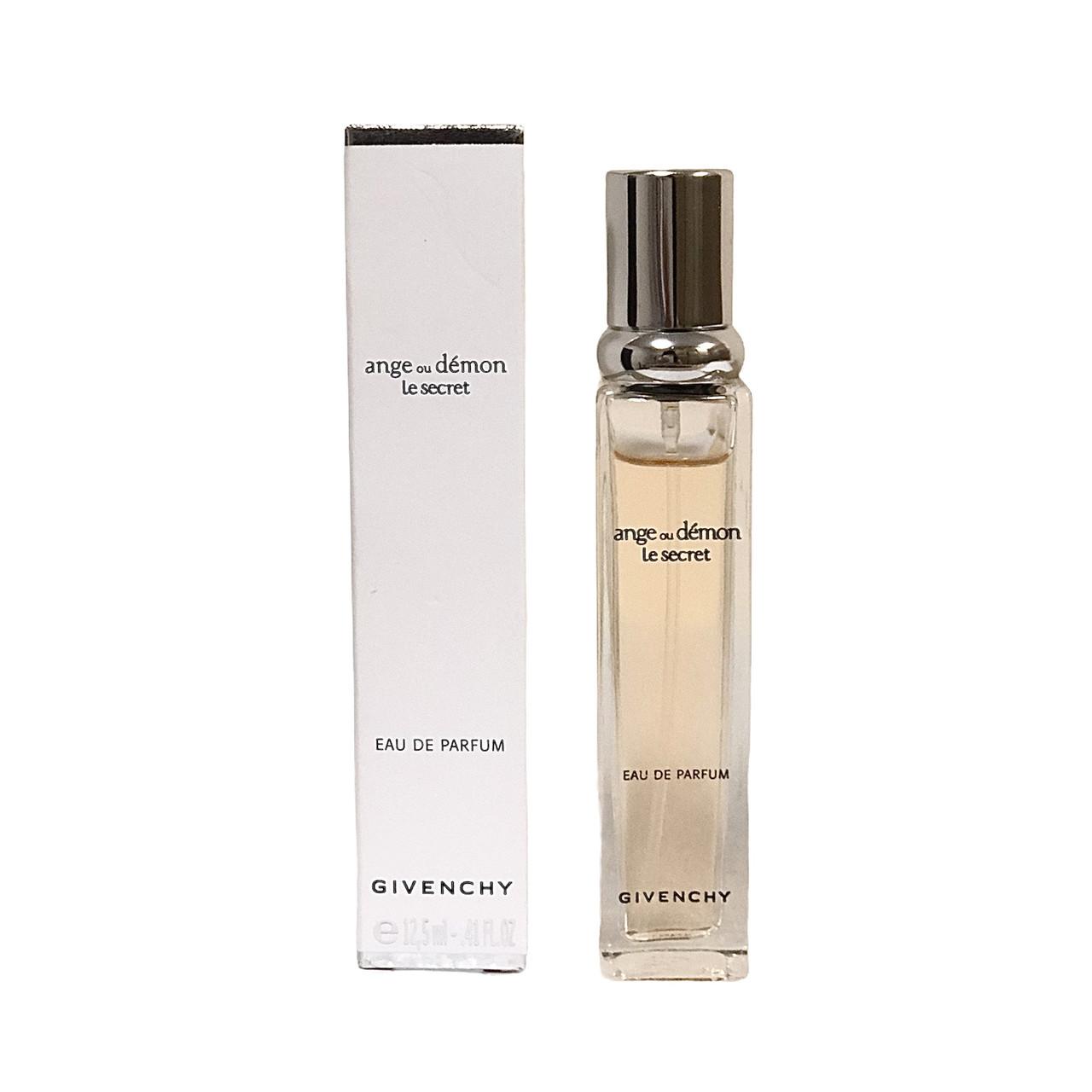 Мініатюра 12,5 мл оригінал Givenchy Ange ou Demon Le Secret, свіжий аромат з білими квітами на літо для жінок