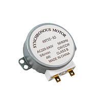 Двигун піддону для мікрохвильової печі 49TYZ-A2 (універсальний) (code: 02048)