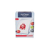 Мішки HyClean 3D FJM + 2 фільтра для пилососа Miele 41996571D (9153490) (code: 09823)