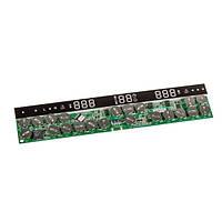 Плата управління (сенсорна, середня) для індукційних варильних панелей Electrolux 9825612165341