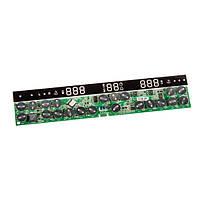 Плата управління (сенсорна, права) для індукційних варильних панелей Electrolux 9825612165267