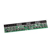 Плата управління (сенсорна, ліва) для індукційних варильних панелей Electrolux 9825612165416