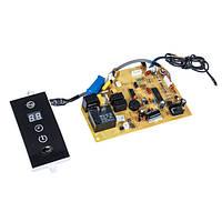 Плата управління внутрішнього блоку кондиціонерів + модуль дисплея GM127C2003-G (code: 17061)