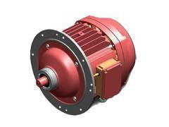 Электродвигатели подъема серии КВЕ