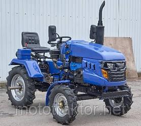 Вже зовсім скоро ! Зустрічайте мото трактор DW 160SXL та DW 200SL