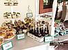 Кэнди бар свадебный (Candy bar) на тележке по французским мотивам , фото 4