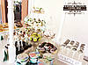 Кэнди бар свадебный (Candy bar) на тележке по французским мотивам , фото 6