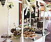 Кэнди бар свадебный (Candy bar) на тележке по французским мотивам , фото 9