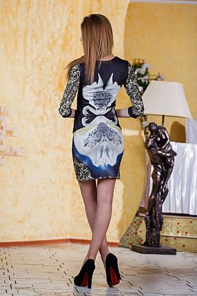 Д3164 Платье , фото 2