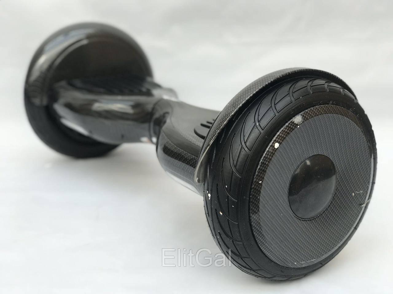 Гироскутер Гироборд Smart Balance 10.5 Карбон