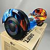 Гироборд Smart Balance 8 Огонь и лед, фото 2