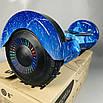 Гироборд Smart Balance 8 Синий Космос, фото 2