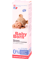 Молочко для купания младенцев BabyBorn 200мл