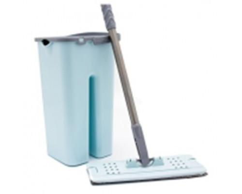 Комплект для миття підлоги Zambak Plastik Smart (відро 8л, запаска з тел. києм)