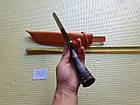Нож узбекский (пичок) пчак. Большой нож шеф., фото 5