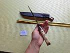 Ніж узбецький. Пчак узбецький. Традиційні узбецькі ножі Пчаки. Ніж ручної роботи., фото 5
