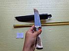 Нож. настоящий узбекский нож. Шикарный подарок мужчине. Нож пчак ручной работы., фото 4