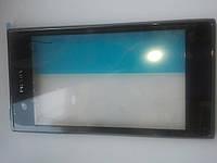 Сенсорный екран с рамкой  LG P940 PRADA