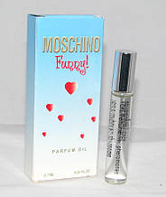 Масляные духи Moschino Funny Parfum Oil 7 ml  (реплика)