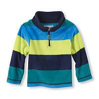 Флисовый пуловер для мальчика The Children's Place; 3 года