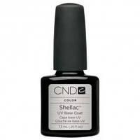 Гель-лак для ногтей Shellac CND Base Coat - (базовое покрытие), 7,3 мл