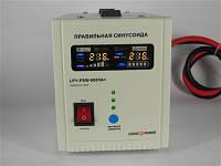 ИБП Logicpower LPY-PSW-800VA+ (560Вт) 5A/15A с правильной синусоидой