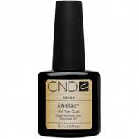 Гель-лак для ногтей Shellac CND Top Coat - (закрепитель) 15 мл
