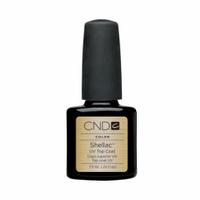 Гель-лак для ногтей Shellac CND Top Coat - (закрепитель) 7,3 мл