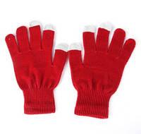 Перчатки для сенсорных телефонов и планшетов, фото 1
