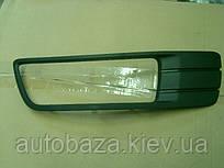 Решетка бампера переднего левая   EC7 1068001652