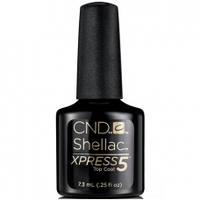 CND Shellac Xpress 5 Top Coat, Закрепитель 15 мл