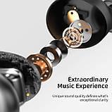 Enacfire E18 Pro Bluetooth 5.0 Бездротові навушники з бездротовим чохлом для зарядки 3D Стерео звук, фото 2