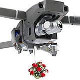 Професійний розпилювач повітря, пристрій доставки дрона, система падіння для DJI Mavic 2 Zoom/Pro Dron, фото 2